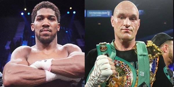 Anthony Joshua vs Tyson Fury
