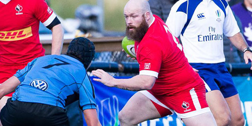 Americas 2 Rugby World Cup