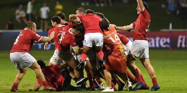 Final Qualifier Winner Rugby World Cup
