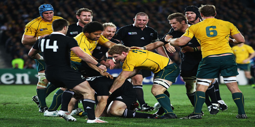 Oceania 1 Rugby World Cup