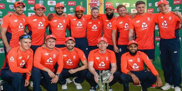 England T20 World Cup