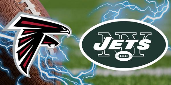 Falcons vs Jets