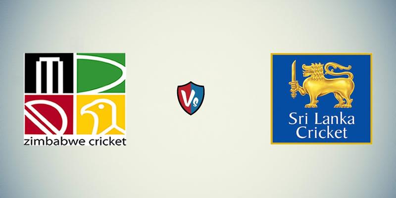 Zimbabwe v Sri Lanka 1st Test