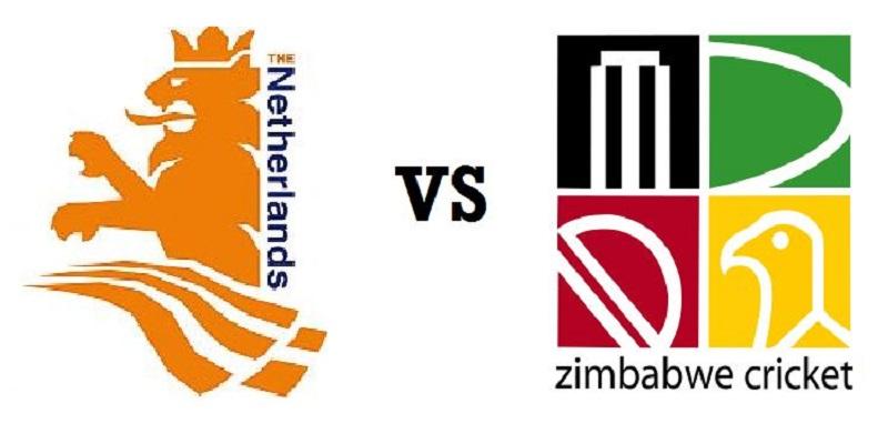 Netherlands v Zimbabwe