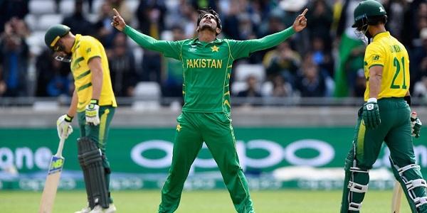 South Africa vs Pakistan