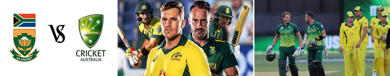 South Africa vs Australia Tickets