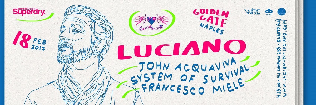LUCIANO Tickets PLAY KIDS