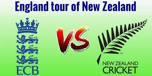 England vs New Zealand Tickets
