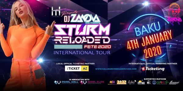 Zanova Tickets