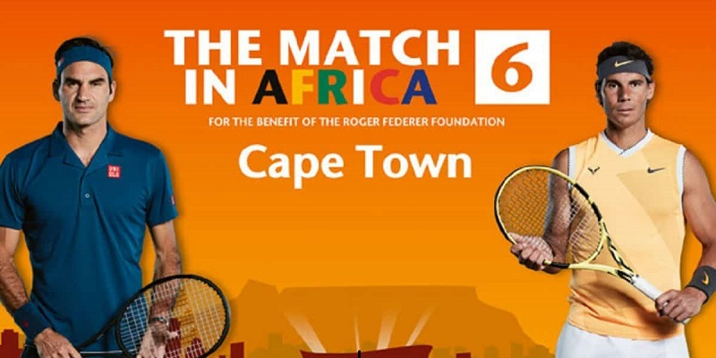 Federer vs Nadal Tickets