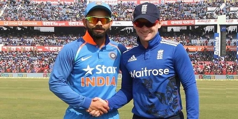 England Vs India Tickets