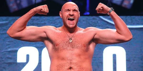 Tyson Fury Tickets