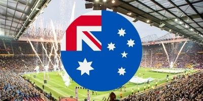 Australia Vs Fiji Tickets