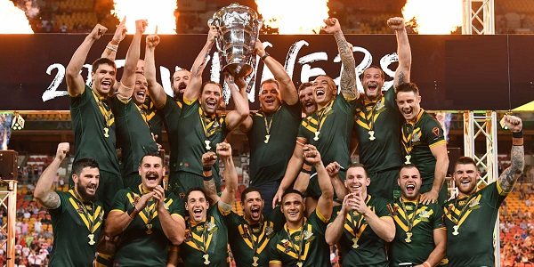 Rugby League World Cup Quarter Final 1 Tickets