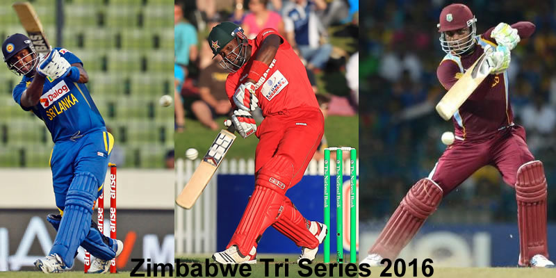 Zimbabwe Tri Series Tickets