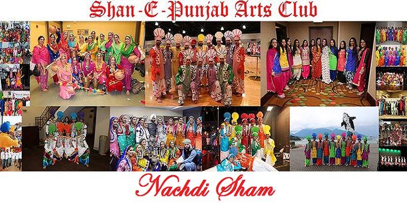 Nachdi Sham Tickets