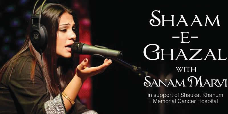 Shaam E Ghazal Tickets
