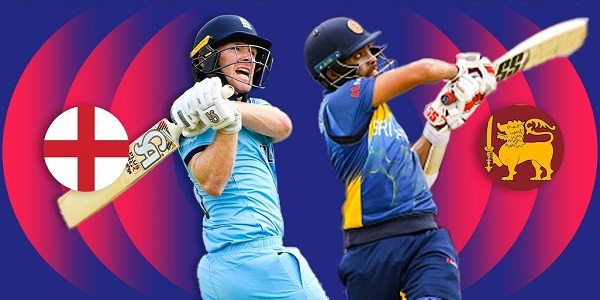 England Vs Sri Lanka Tickets