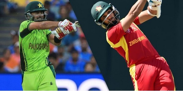 Pakistan Vs Zimbabwe ODI Series Tour Package Tickets