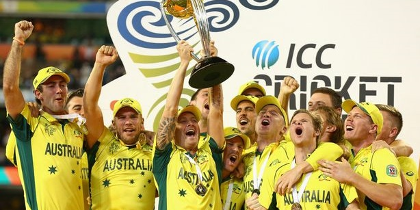 Australia Cricket World Cup Tickets