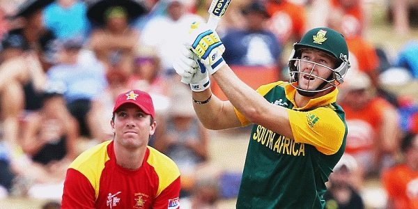 South Africa Vs Zimbabwe - 1st ODI Tickets
