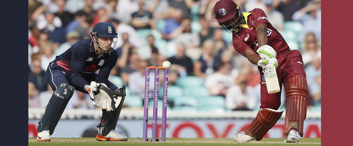 West Indies vs England 2019 Cricket Series