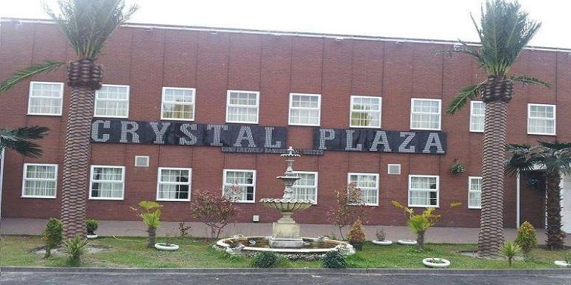 Crystal Plaza Birmingham seating plan