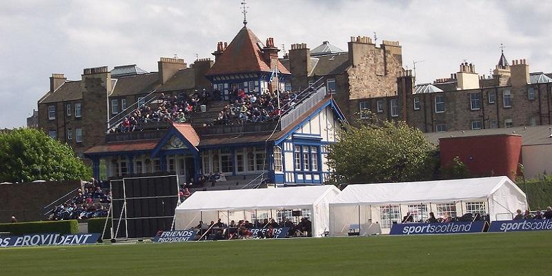 Grange Cricket Club seating plan